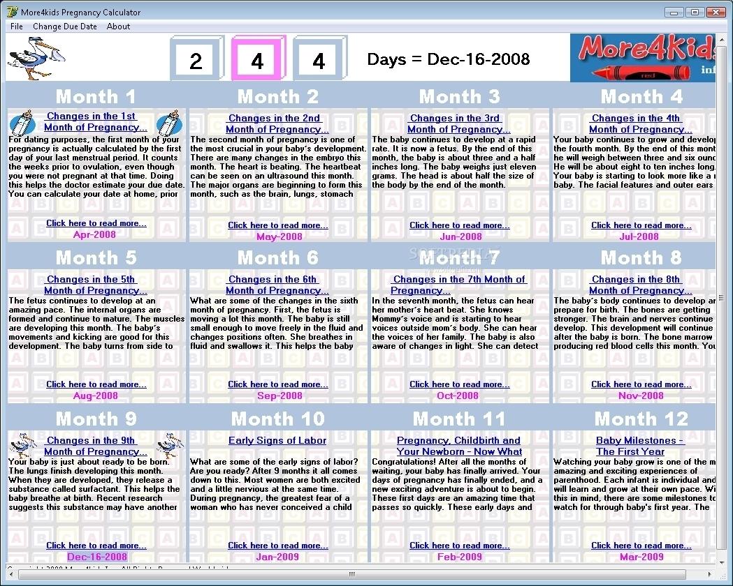 Pregnancy Weekweek Calendardue Date Archives - Hashtag Bg for Pregnancy Week By Week Calendar