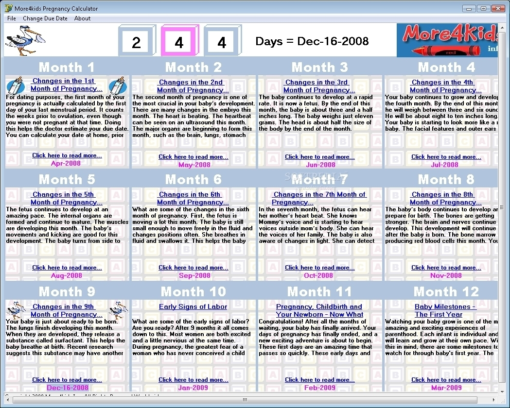 Pregnancy Weekweek Calendardue Date Archives - Hashtag Bg inside Pregnancy Calendar Week By Week