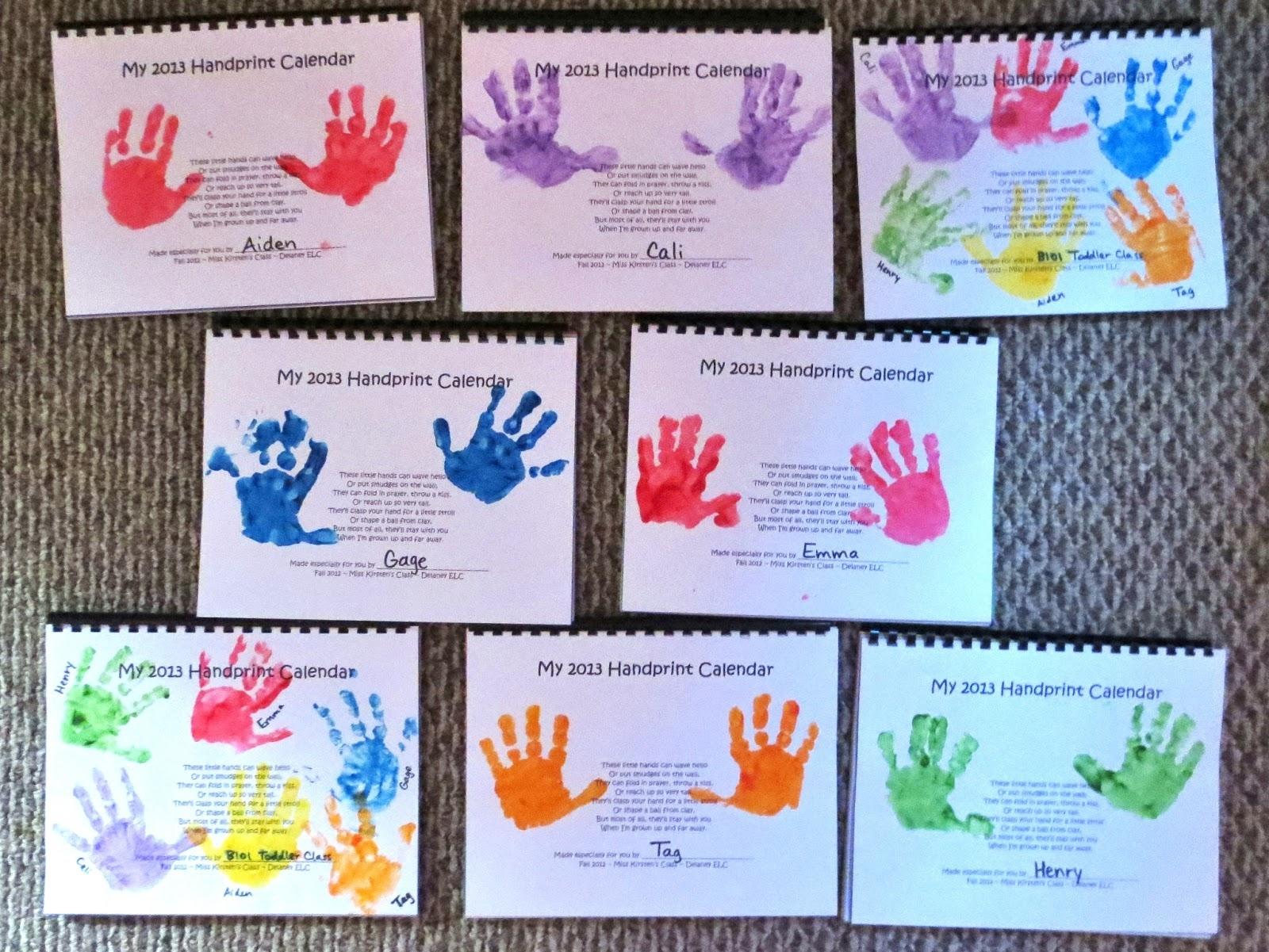 Princesses, Pies, & Preschool Pizzazz: Bible Verse Handprint Calendar with regard to Advent Calendar Gifts With Verses