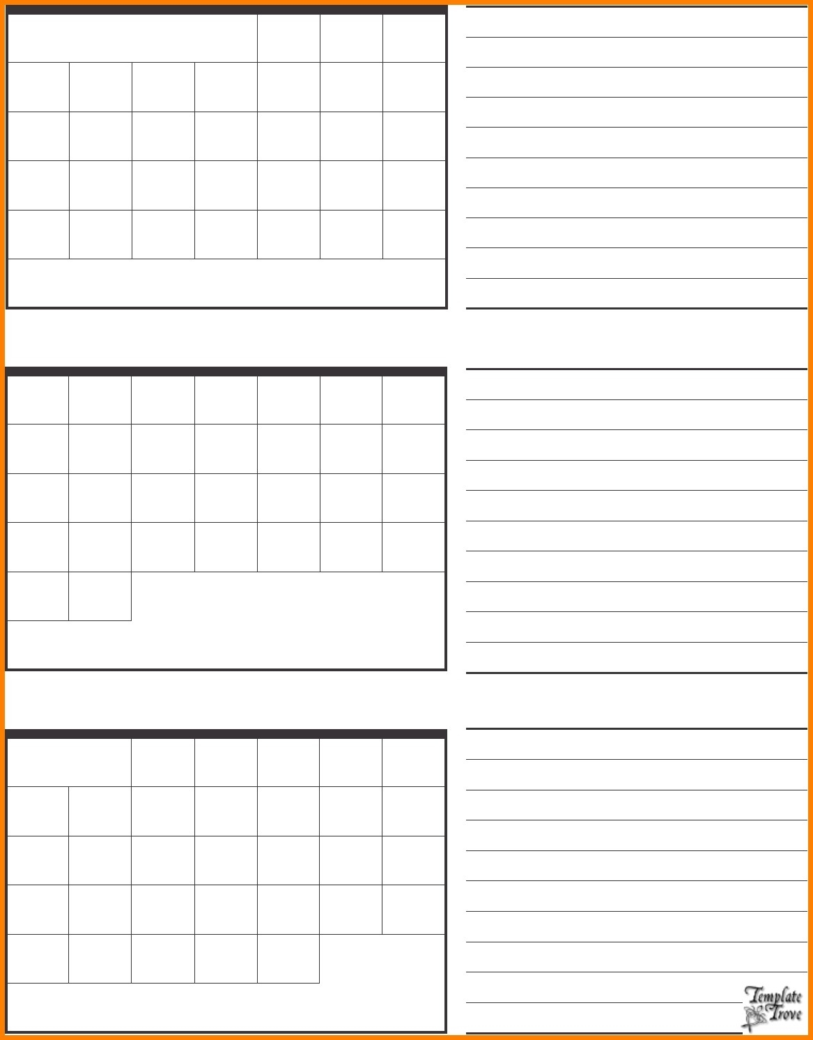 Printable 3 Month Calendar On One Page | Otohondalongan within 3 Month On One Page Printable