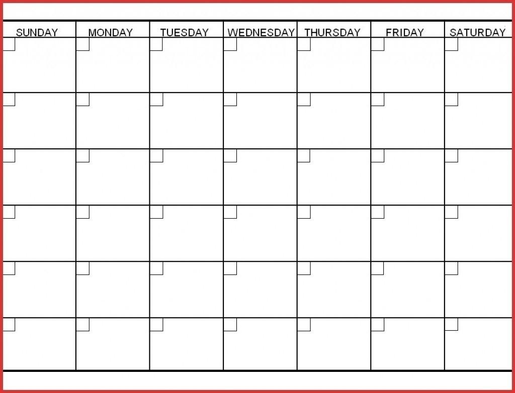 Printable Blank 12 Week Calendar Template | Template Calendar Printable intended for Printable Blank 12 Week Calendar Template