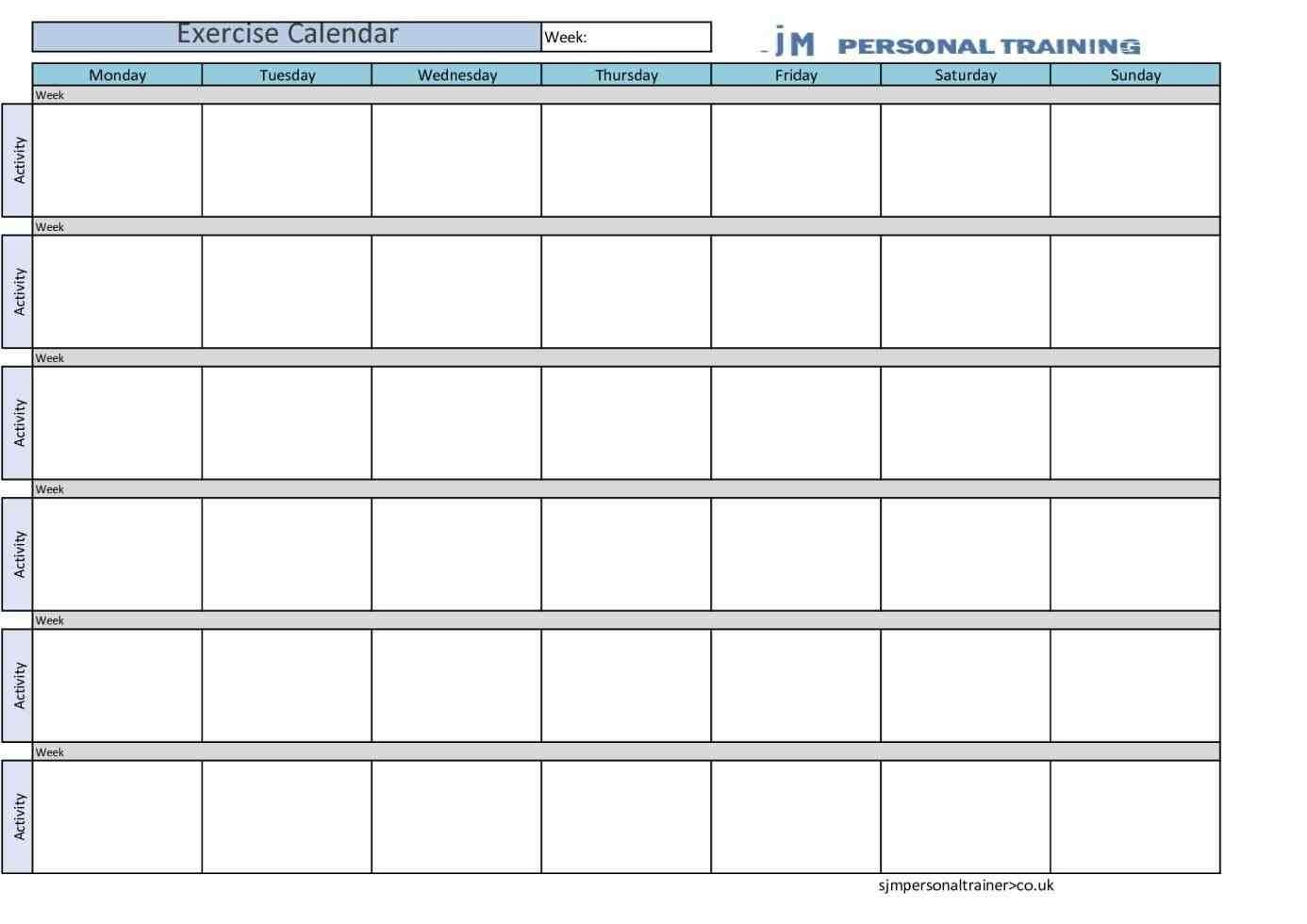 Printable Blank Calendar 2016 - Printable Calendar & Birthday Cards with regard to 12 Week Blank Calendar Printable