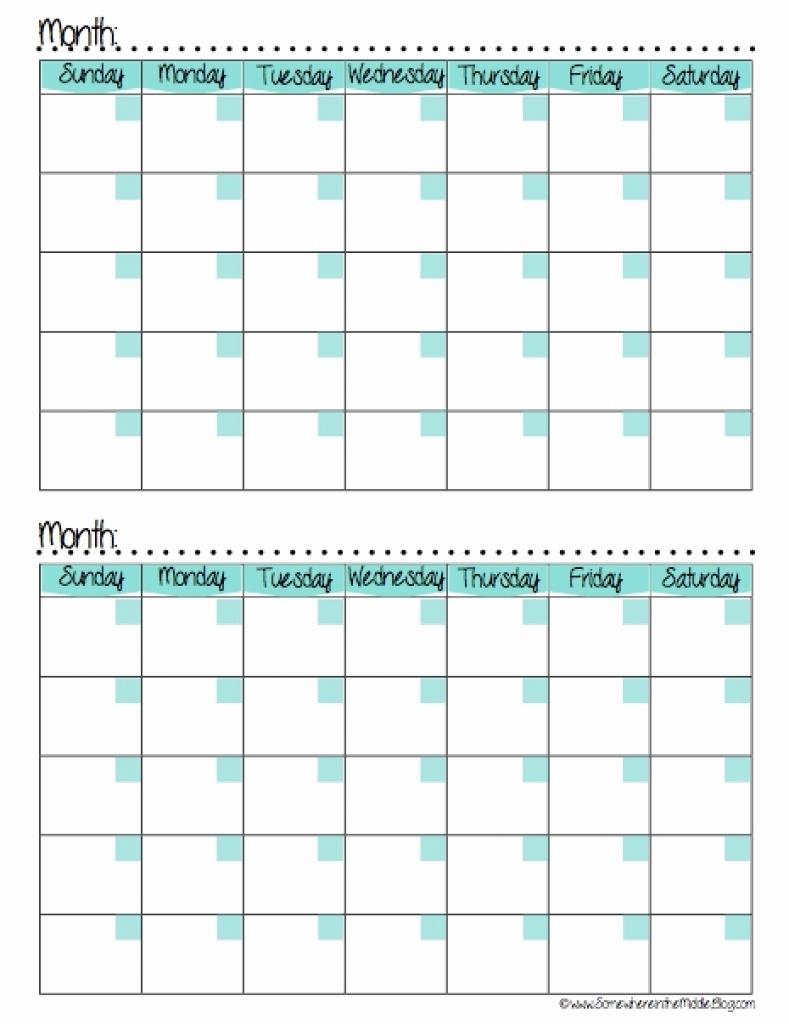 Printable Calendar 4 Months Per Page Calendar 4 Months Per Page regarding 4 Months Per Page Calendar Printable