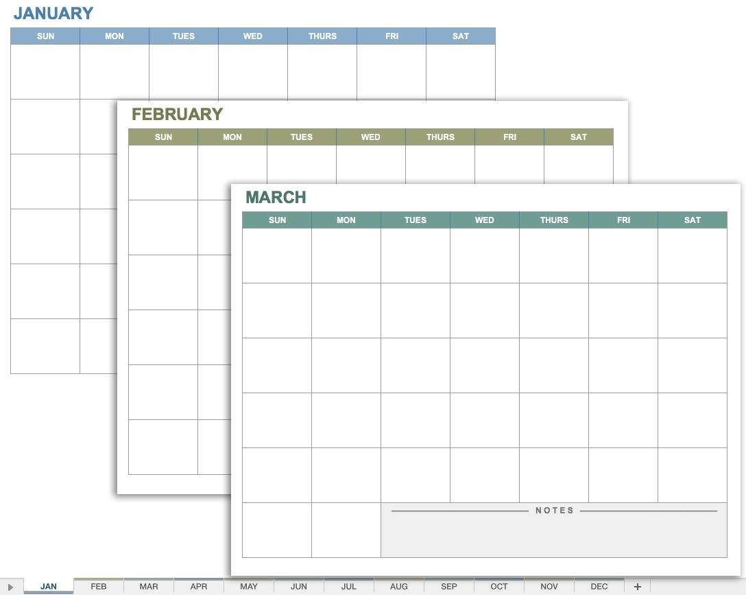 Printable Calendar Weekdays Only | Printable Calendar 2019 inside Blank Calendar With Only Weekdays