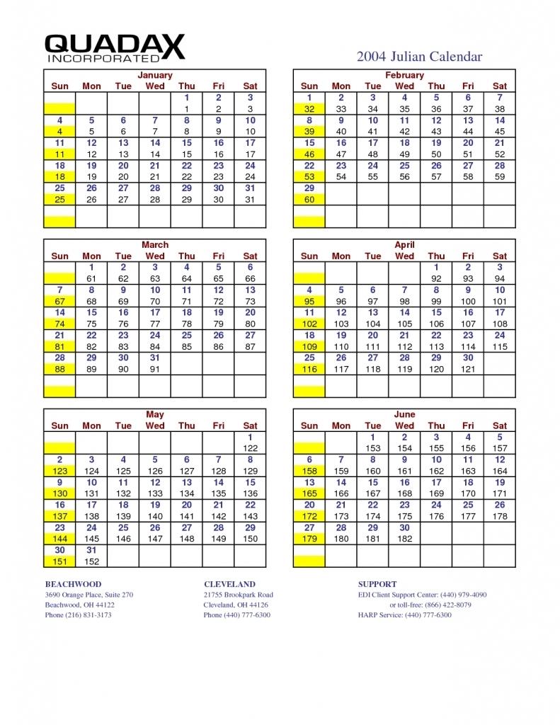 Printable Julian Calendar 2017 - Printable Calendar & Birthday Cards intended for What Is A Julian Calendar