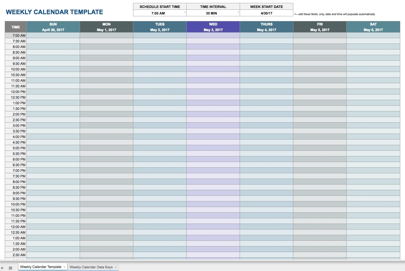 Printable Ly Appointment Calendar Schedule Template Time Slot Hourly regarding Schedule With 15 Minate Time Slots