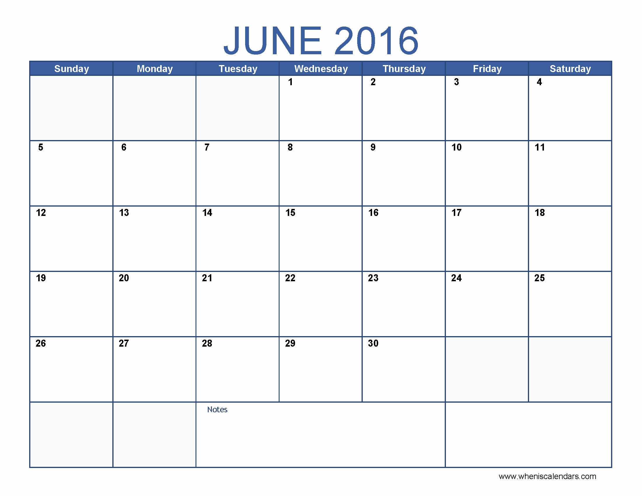 Printable Month Calendar Template 2016 Printable Monthly Calendar throughout Free Printable Monthly Calendar With Lines