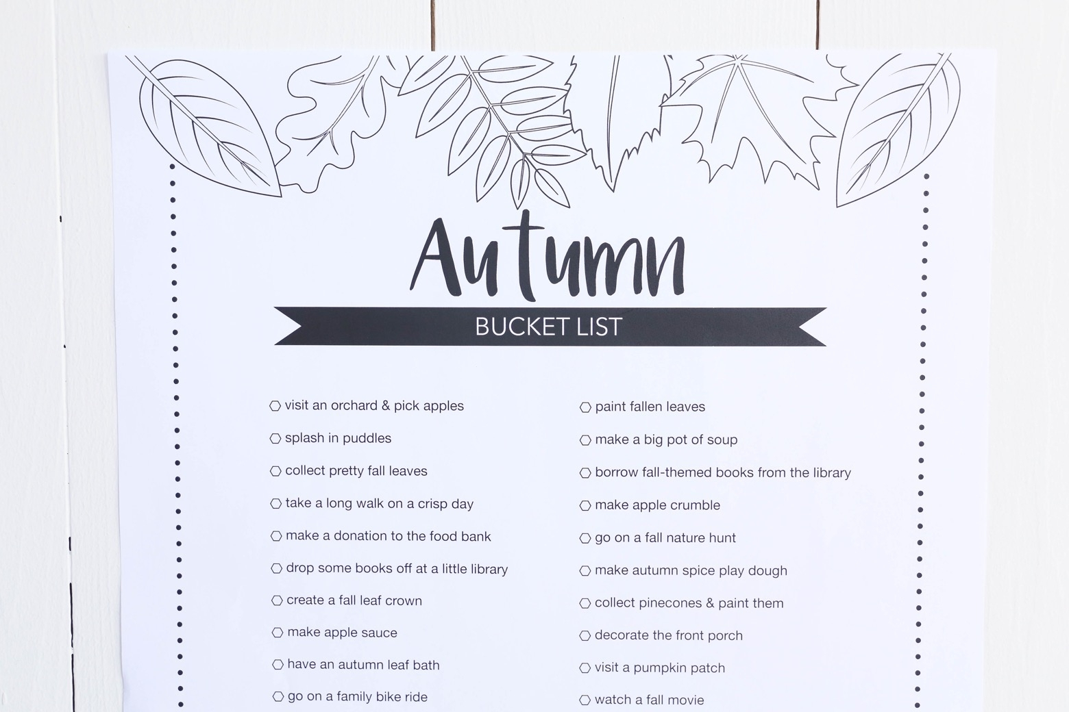 Printables Archives - Mama.papa.bubba. for Free Printable Blank Advent Activities List Minimal