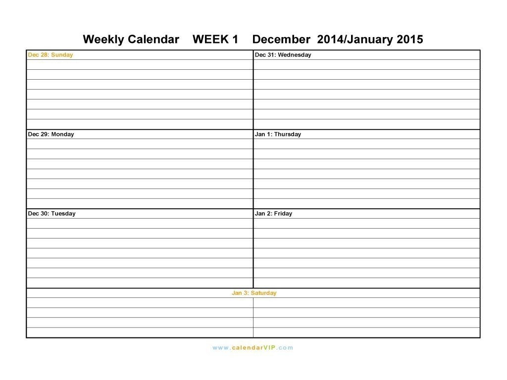 Schedule Template Print Blank Weekly Calendar June Outlook | Smorad for Blank Weekly Calendar For Structured Recovery
