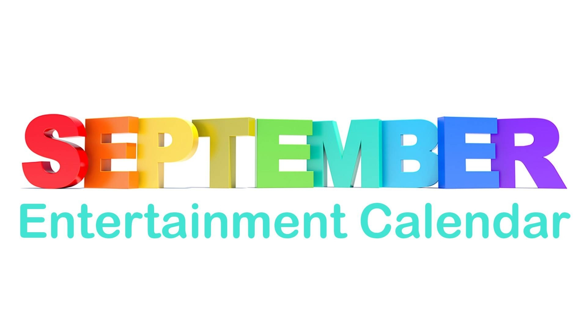 September Entertainment & Events Calendar For Amarillo Area: Tri intended for Calendar Days Of The Month Of September 1911
