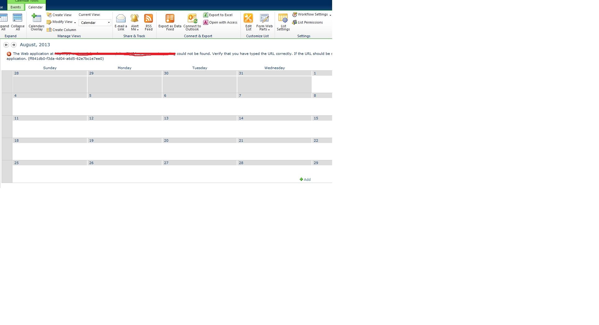 Sharepoint 2010 Calendar Overlay Setting Migration Issues And within Sharepoint 2013 Calendar Overlay Settings