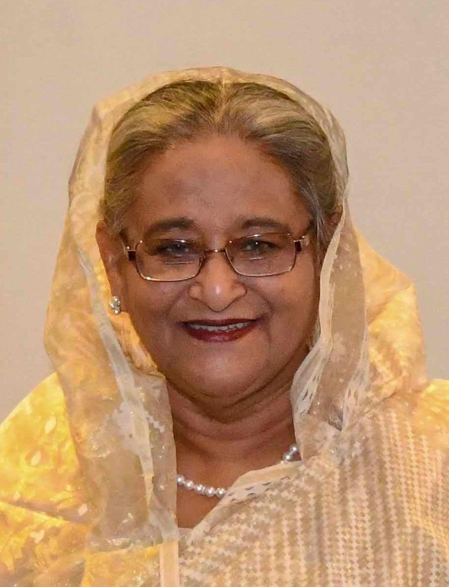 Sheikh Hasina - Wikipedia throughout Bd Month Of August Bangladesh