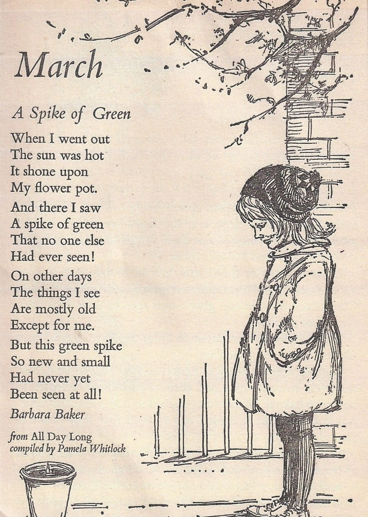 Spring Is Coming.   Celebrate Spring   Spring Poem, Poems within Short Poem O Calender Images