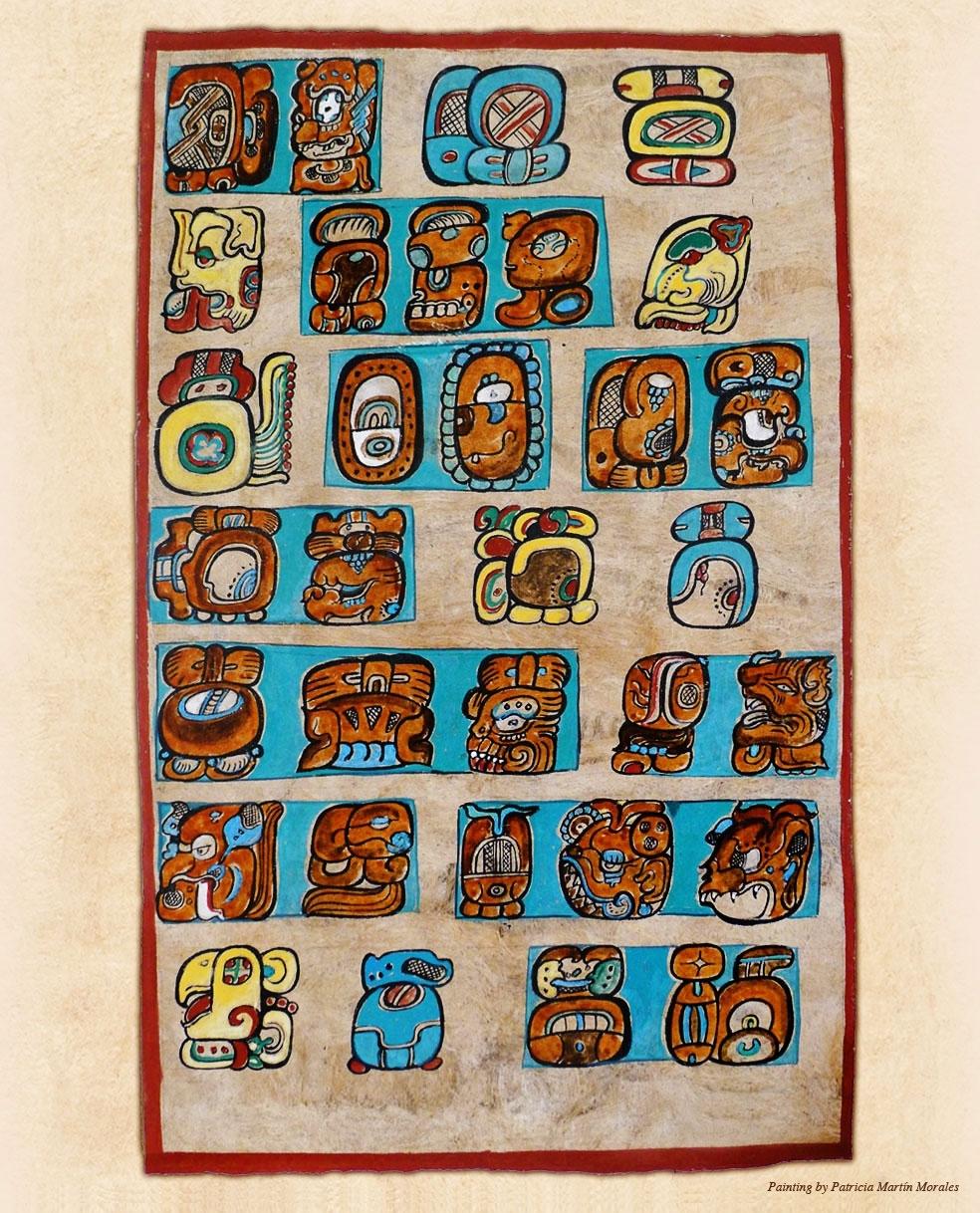 The Calendar System | Living Maya Time with regard to Lunar To Solar Calendar Conversion