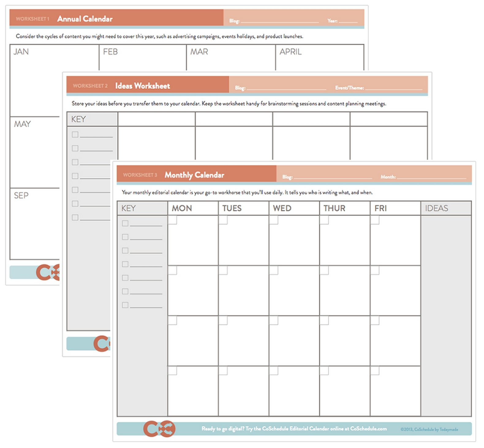The Complete Guide To Choosing A Content Calendar in Examples Of Calendar Of Events