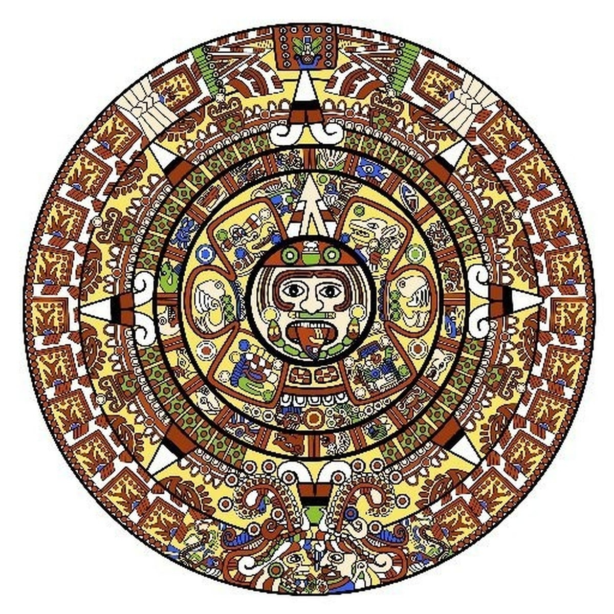 The End Of The World As We Know It? - Nj regarding Mayans Calendar End Of World