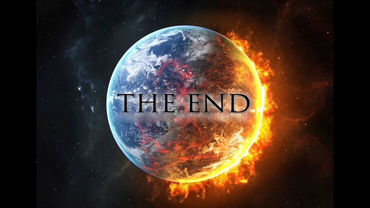 The End Of The World, The Revelation Of Jesus Christ, Judgement Day with What Day Is The End Of The World On