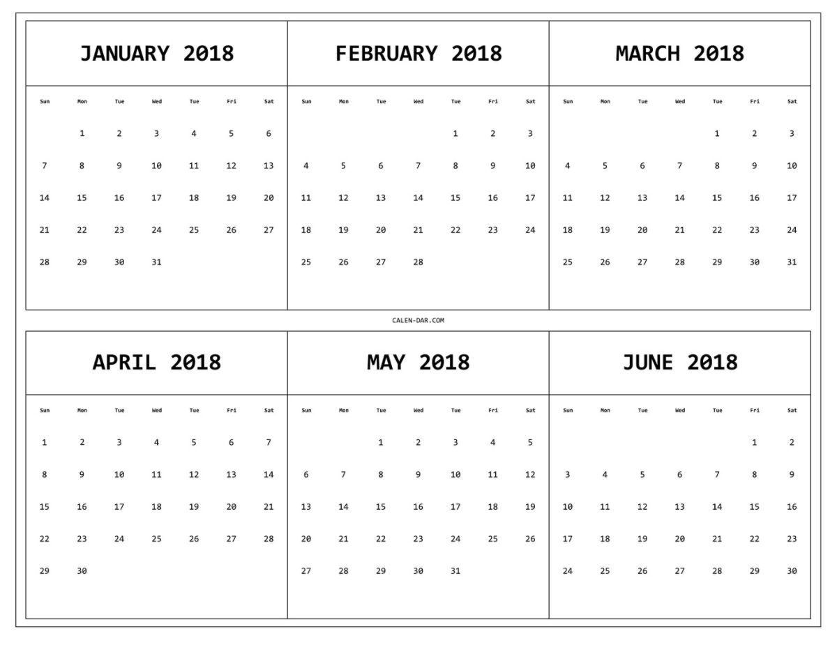 Three Month Single Page Calendar | Template Calendar Printable within Three Month Single Page Calendar