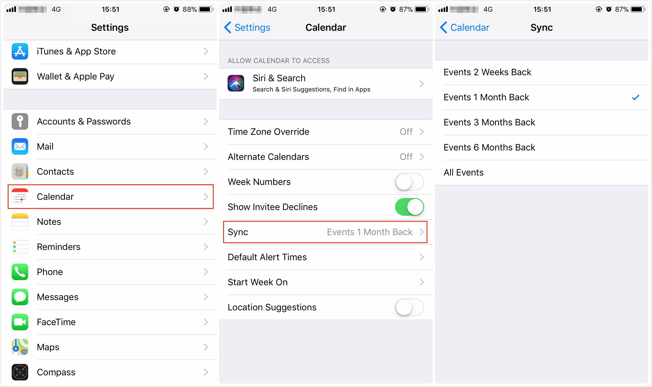 Top 3 Iphone Calendar Issues In Ios 11/10/12 inside How To Sync Calendar To Iphone