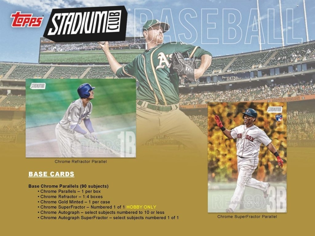 Topps Chrome Baseball Checklist Template Samples | Martinforfreedom throughout Venue Stadium To Do Checklist Template