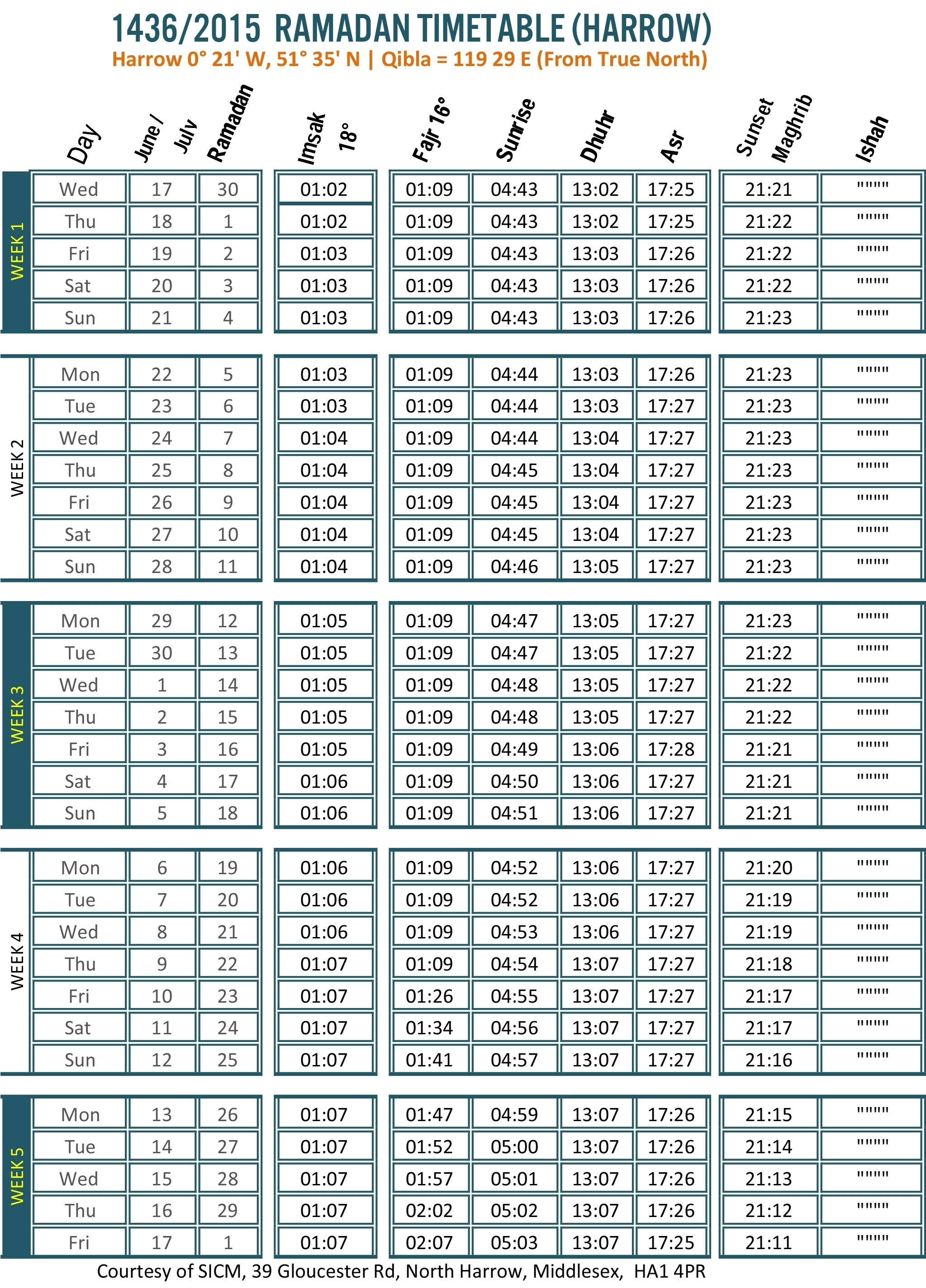 Urdu Calendar With Time Table | Template Calendar Printable for Urdu Calendar With Time Table