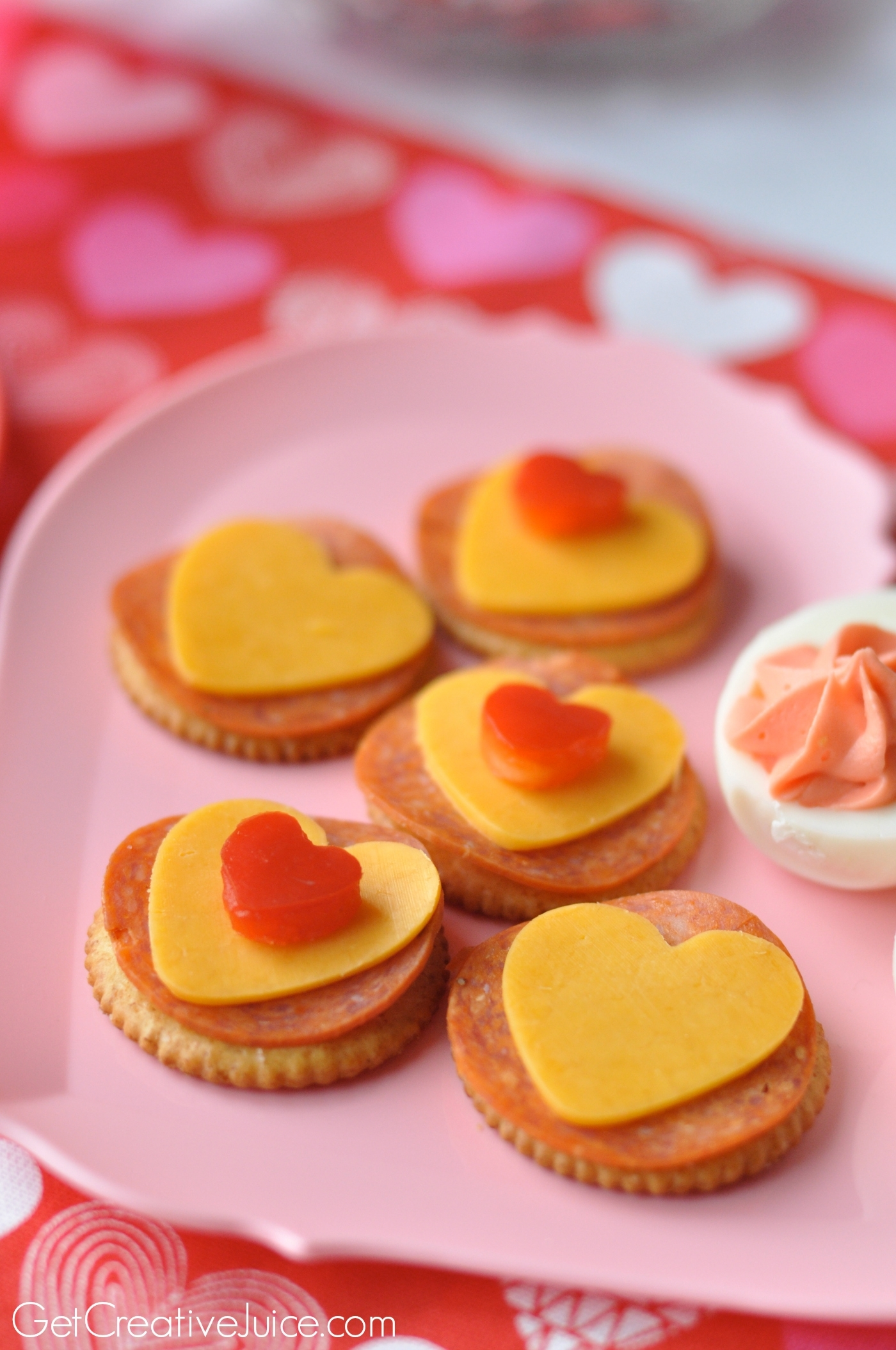 Valentine Lunch Ideas And Snack Ideas - Creative Juice throughout Fun Snack Ideas For Meetings