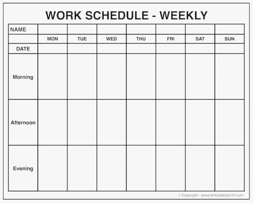 Week Calendar Blank With Time Slots | Template Calendar Printable intended for Week Calendar Blank With Time Slots