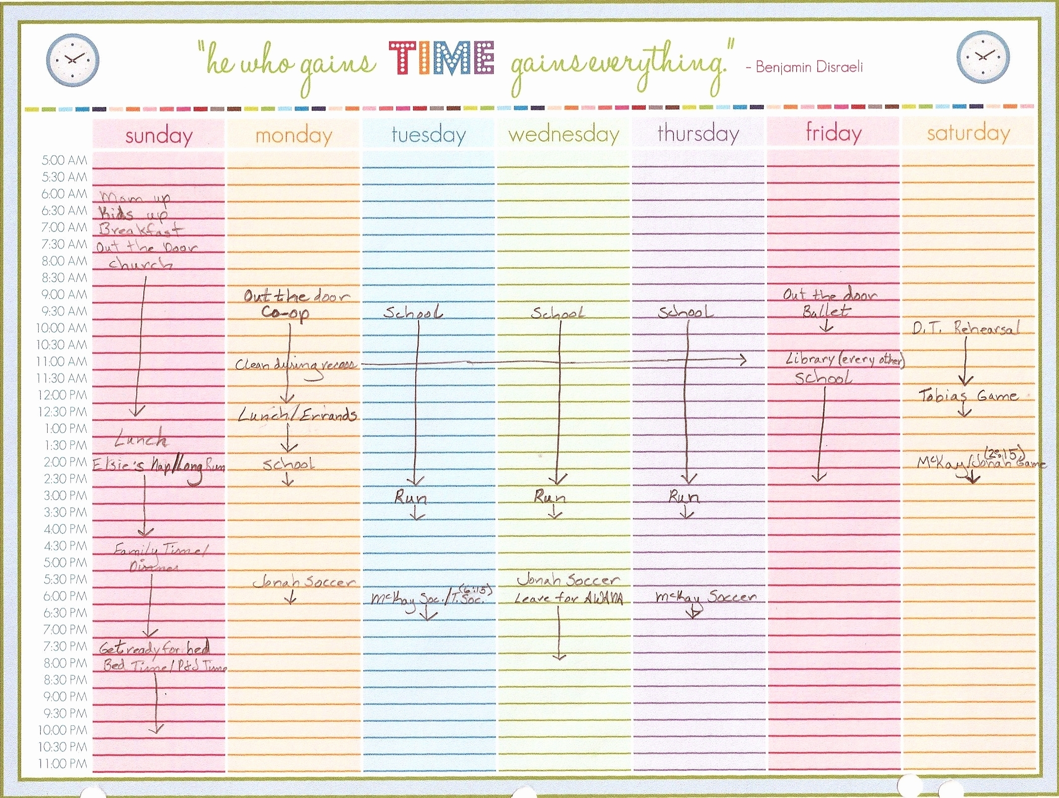 Weekly Calendar With Time Slots Monthly Calendar With Time Slots intended for Weekly Calendar With Time Slots Printable