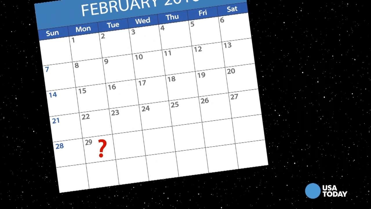 What Would Happen If We Didn't Have A Leap Year? And Who Knew Julius intended for Day Of Year Calendar Leap Year Non Leap Year