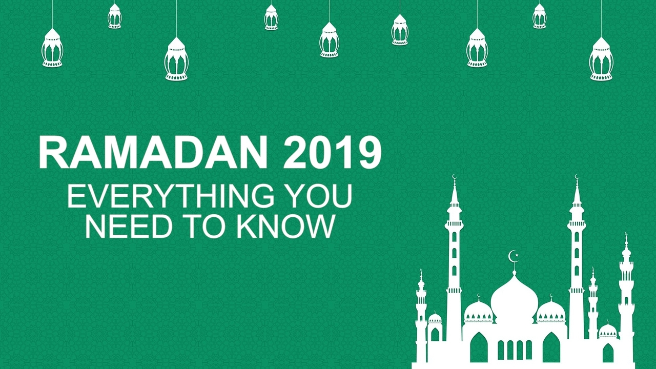 When Is Ramadan 2019, When Does It End And When Does Eid Al-Fitr for Sri Lanka Festival Ramadan Calendar