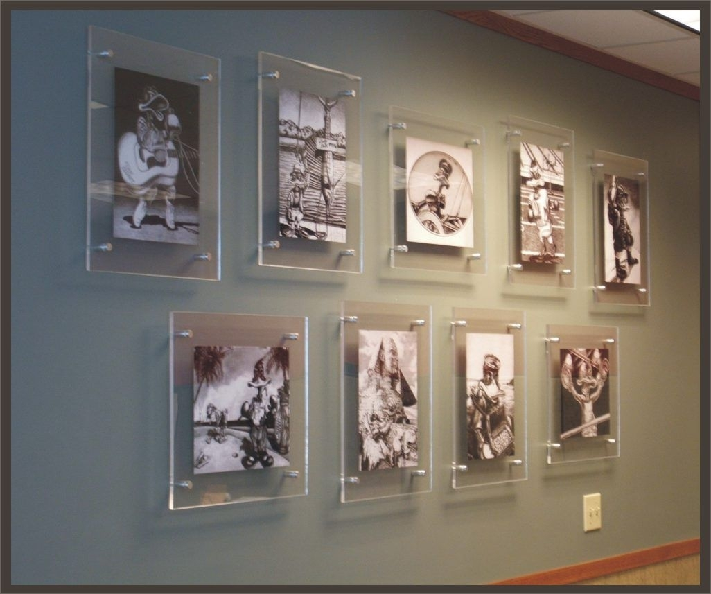 Www.ovolis (Manufacturer): Standoffs For Signs, Cable Display pertaining to Acrylic Wall Displays Fitness Schedules