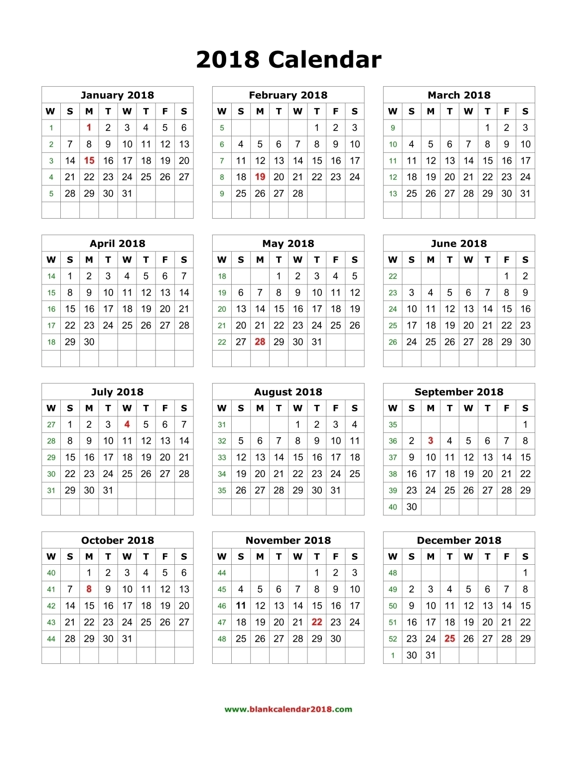 Year At A Glance Calendar 2017 Printable - Printable Calendar pertaining to Free Printable Calendar Year At A Glance Calendar