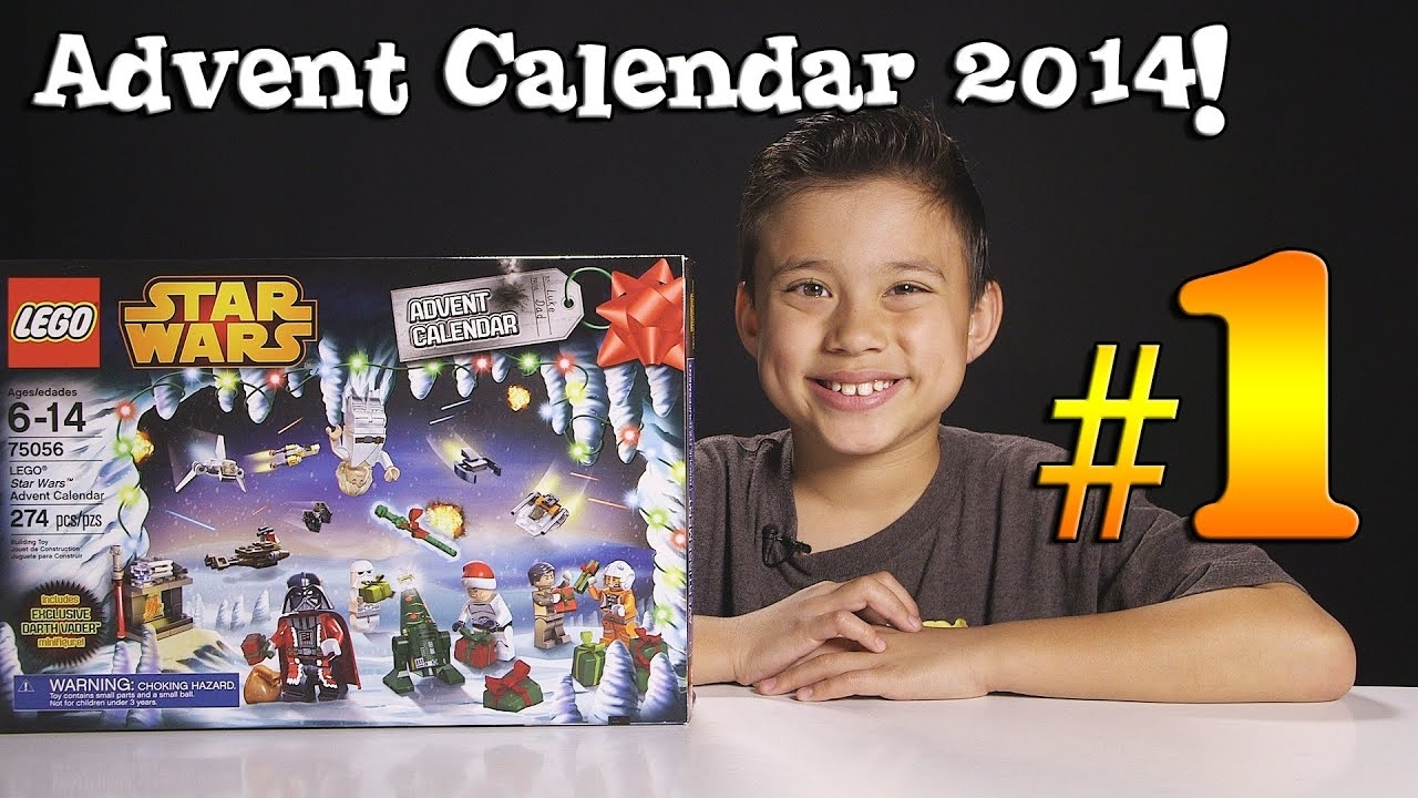 2014 Lego Star Wars Advent Calendar Day 1 - Set 75056 + Question Of with The Lego Star Wars Chirstimas Set Code