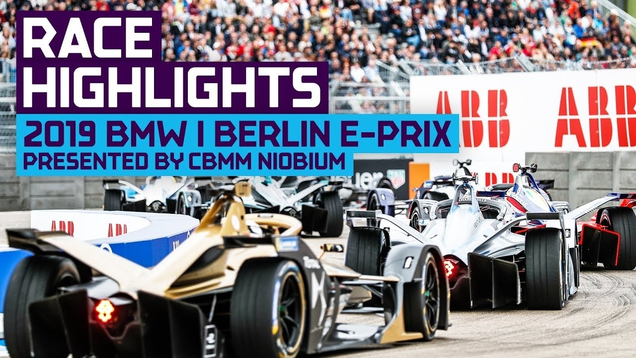 2020 Berlin E-Prix   Fia Formula E in 2020 Formula E Calendar