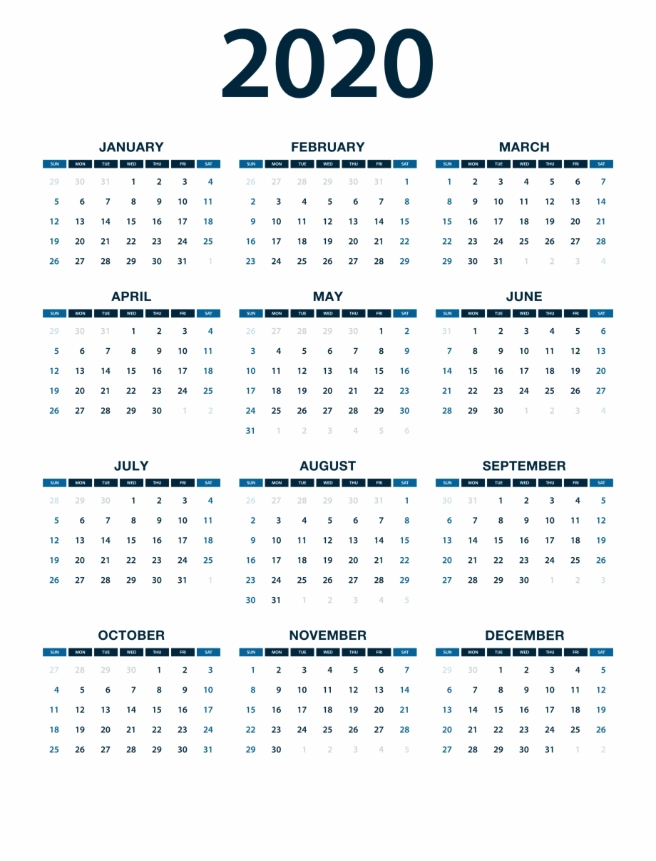 2020 Calendar Png Photo Free Png Images & Clipart Download #1126389 in Mayan Calendar 2020
