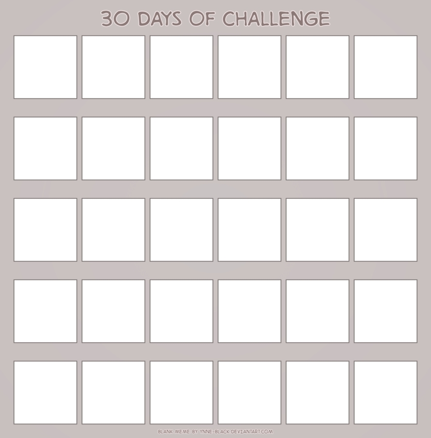 30 Day Calendar Template   Template Business pertaining to Free Printable 30 Day Calendars
