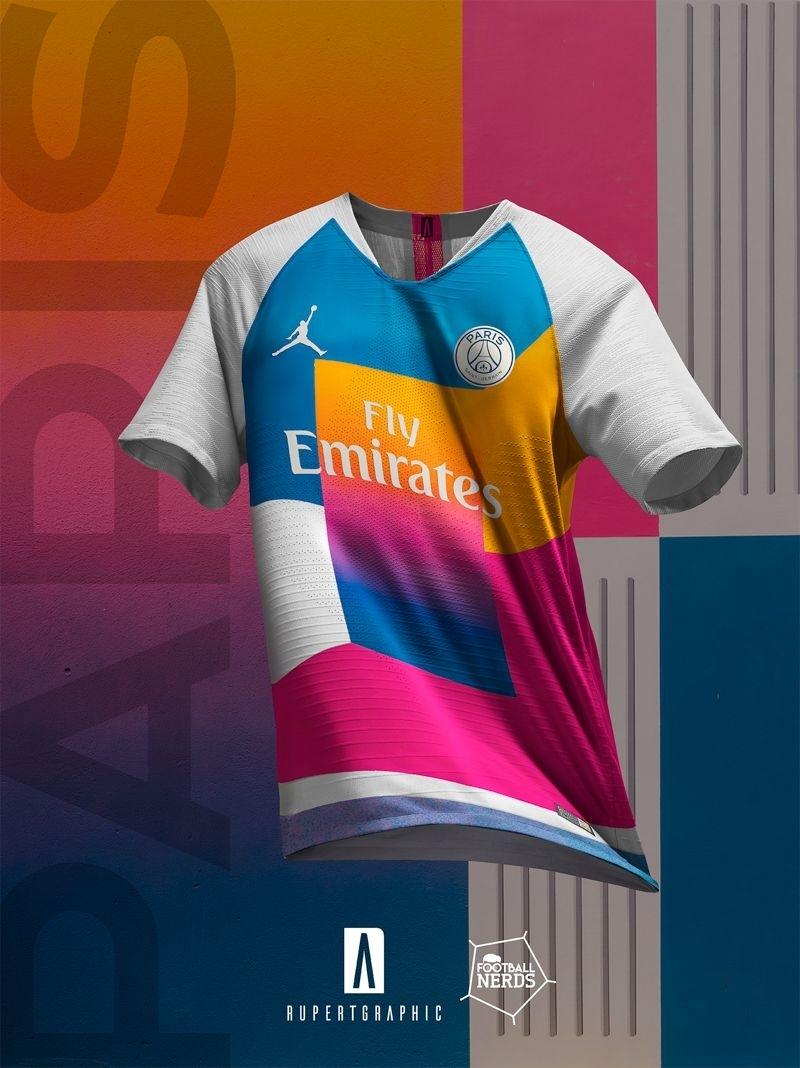 4 Unique Paris Saint-Germain 2019 Concept Kitsrupertgraphic with regard to Psg Calendar 2019-2020