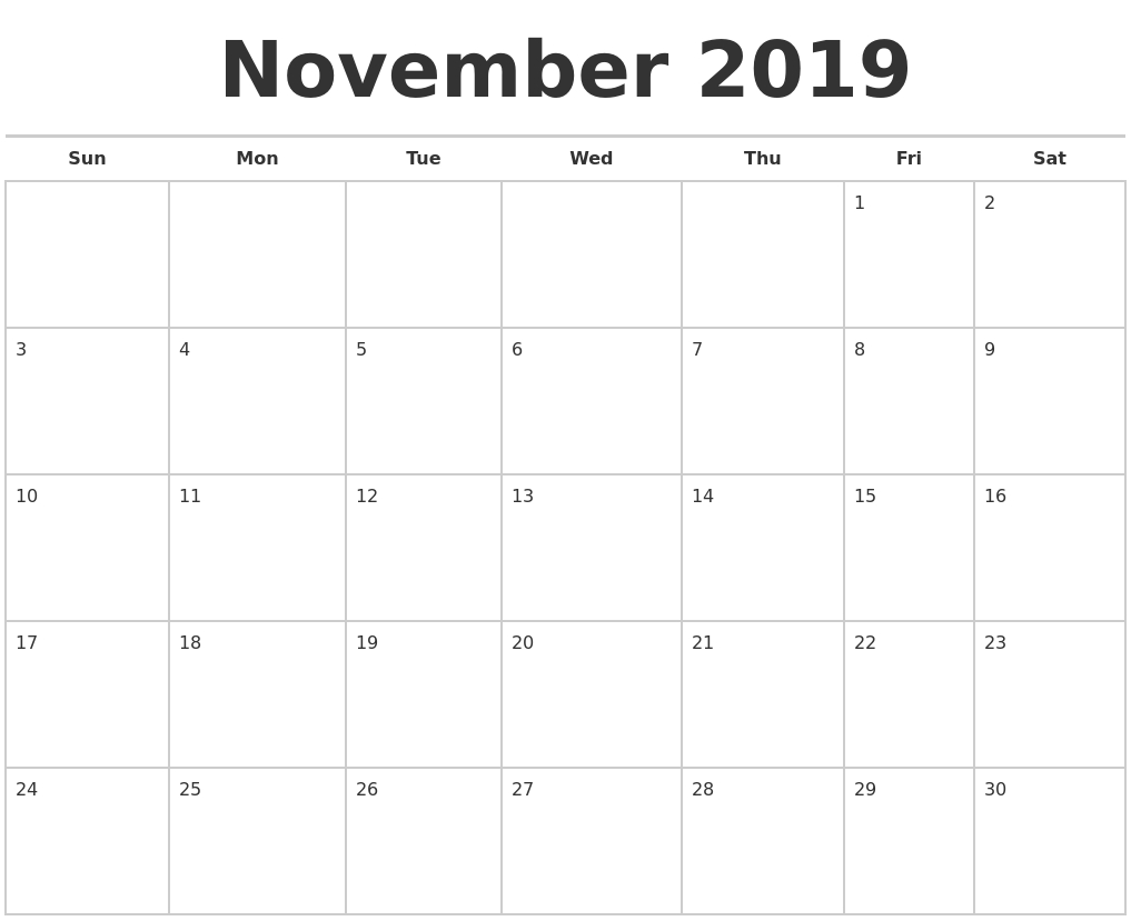 April 2020 Calendar Maker intended for Free 2020 Calendar Maker