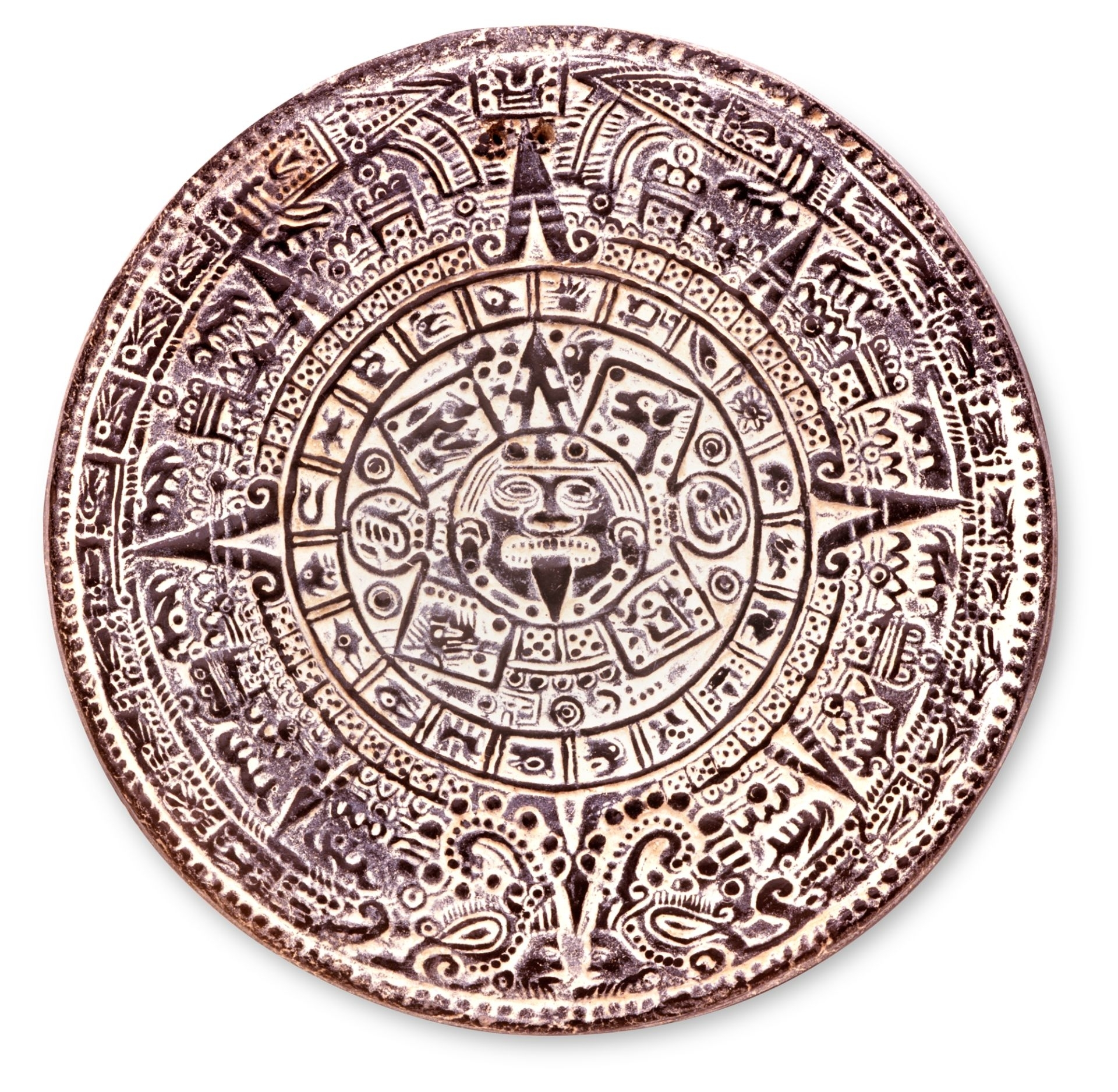 Aztec Calendar Stone   Aztec Calendar Facts   Dk Find Out regarding Aztec Calendar Symbols And Meanings