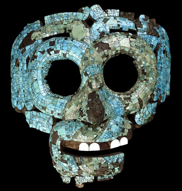 Aztec Masks intended for Aztec Masks And Their Meanings