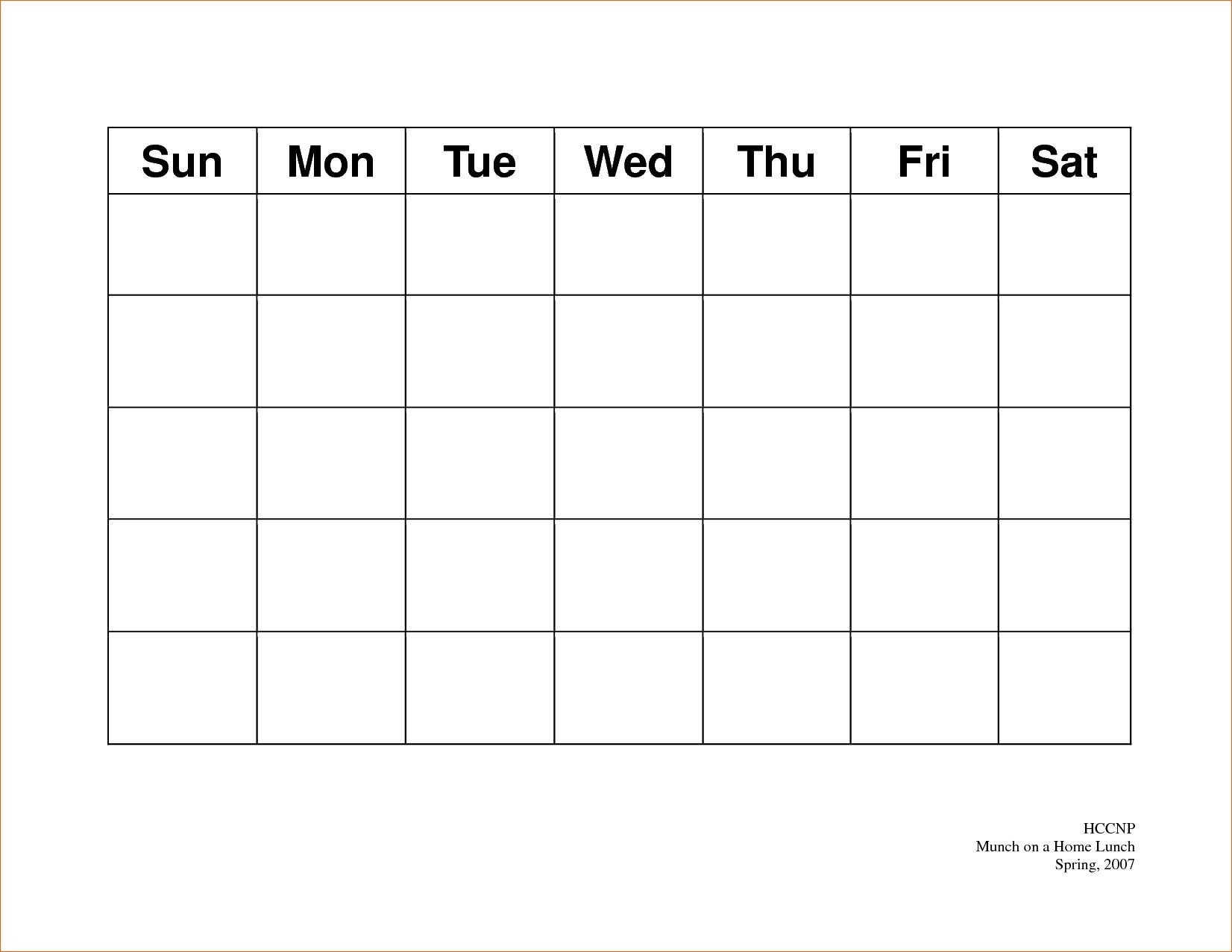 Calendar 5 Day Weekly Calendar Template On 5 Week Calendar Template intended for Weekly Calendar Template 5 Days