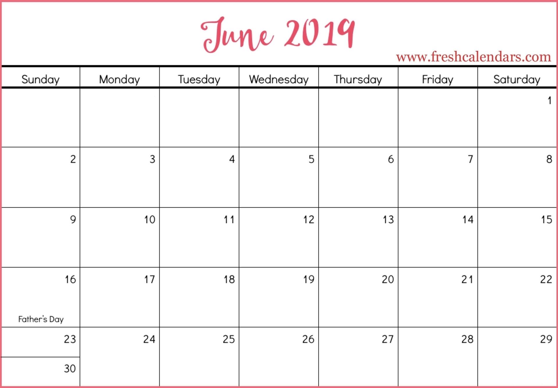 Calendar Of June 2019 | Template Calendar Printable for Ramadan Fasting Calendar Millville Nj