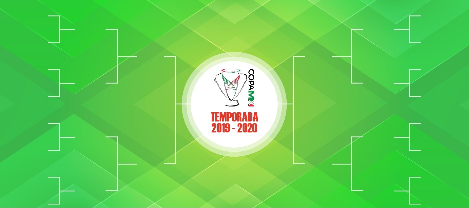 Calendario Copa Mx Temporada 2019 -2020 - Pronósticos Deportivos for Calendario Liga Mx 2019 2020