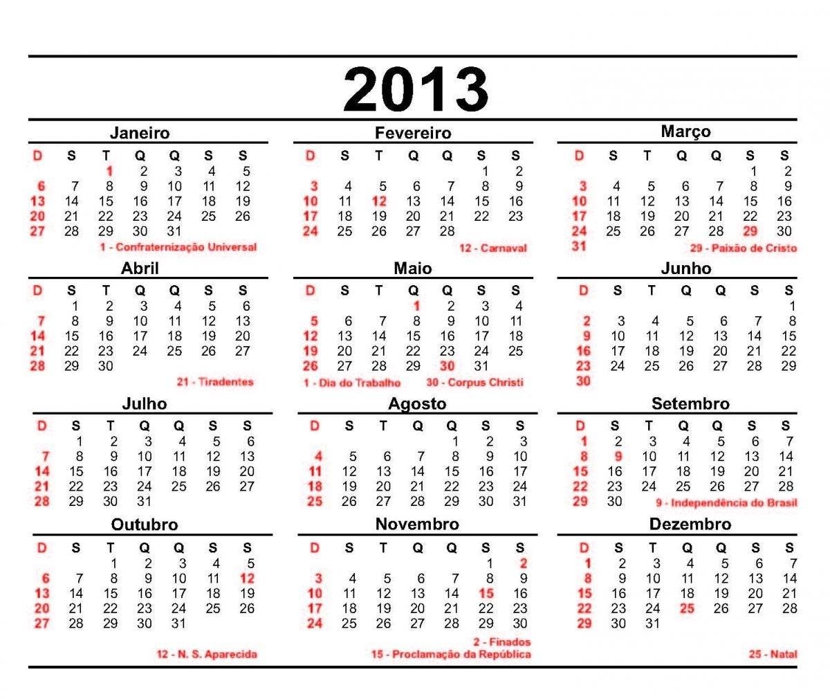 Category: World Event Calendar 48 | Nakmuaycorner inside Calendrio 2013 Para Imprimir Gratis