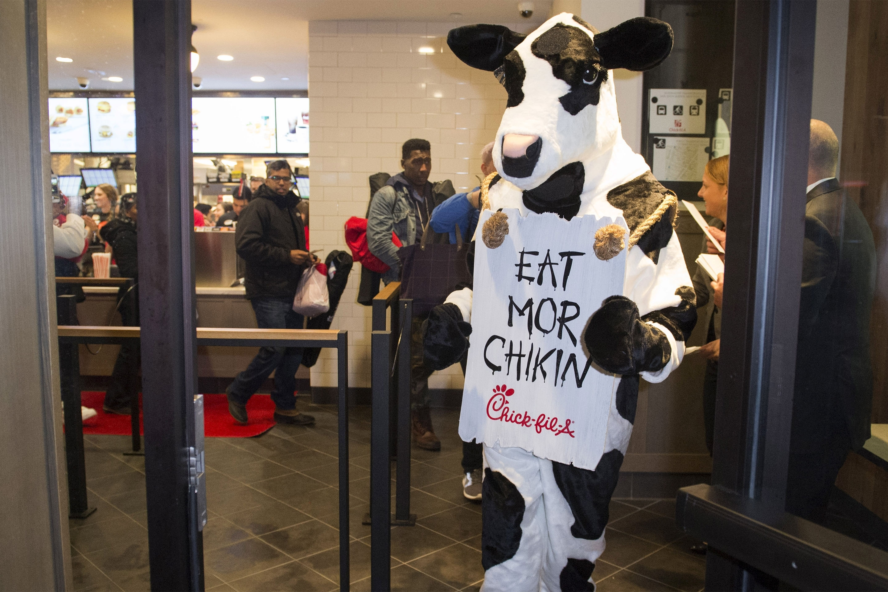 Chick-Fil-A Faces Backlash After Dropping The Cow Calendar | Fortune regarding Chick-Fil-A Calender 2020