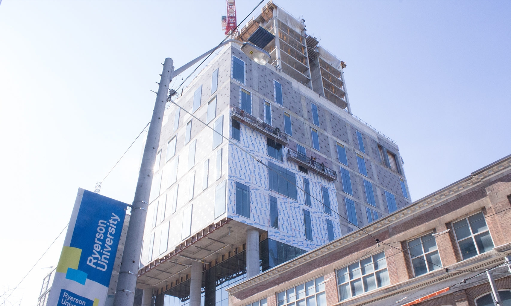 Daphne Cockwell Residences Delayed - Ryersonian.ca throughout Ryerson Reading Week 2019-2020