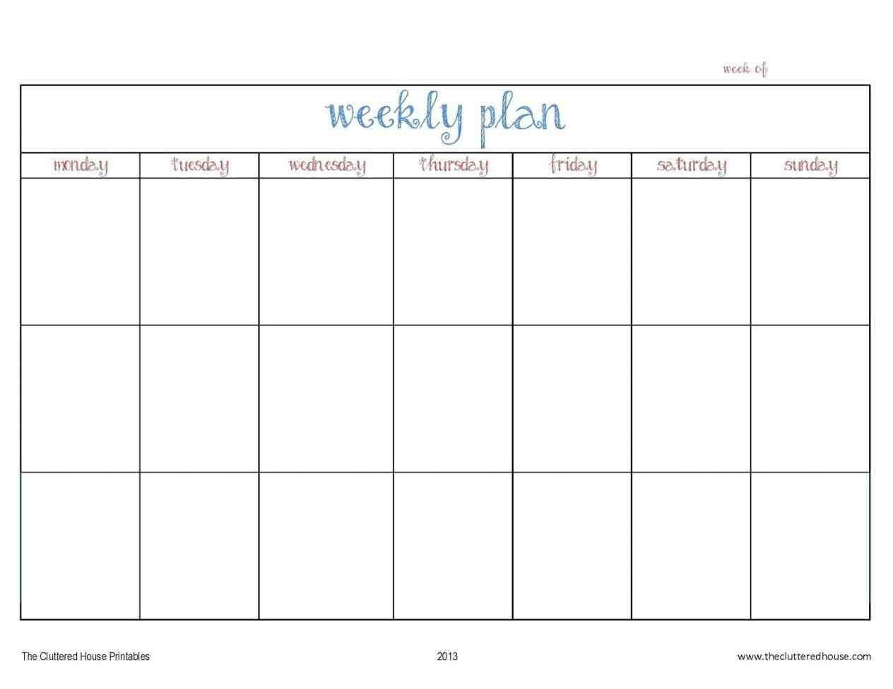 Day Weekly Calendar Template Schedule Microsoft Word | Smorad within Weekly Calendar Template 5 Days