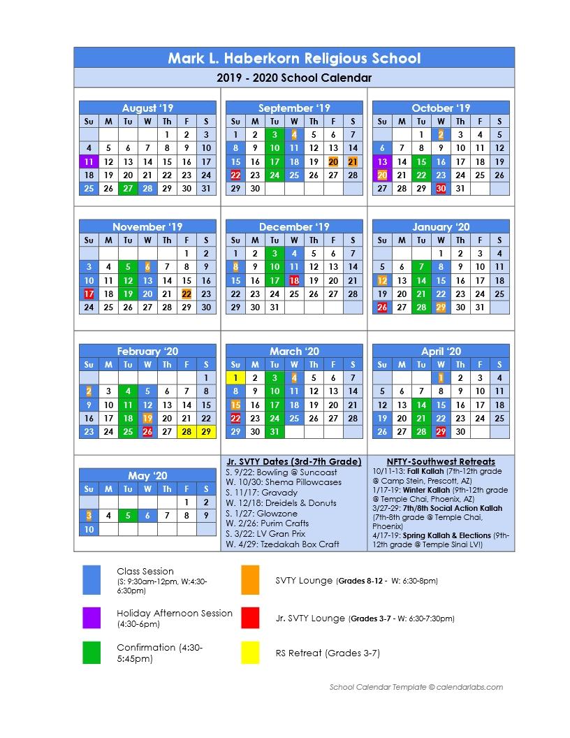 Education Calendar - Temple Sinai regarding 2019 - 2020 Weekly Torah Portion Calendar