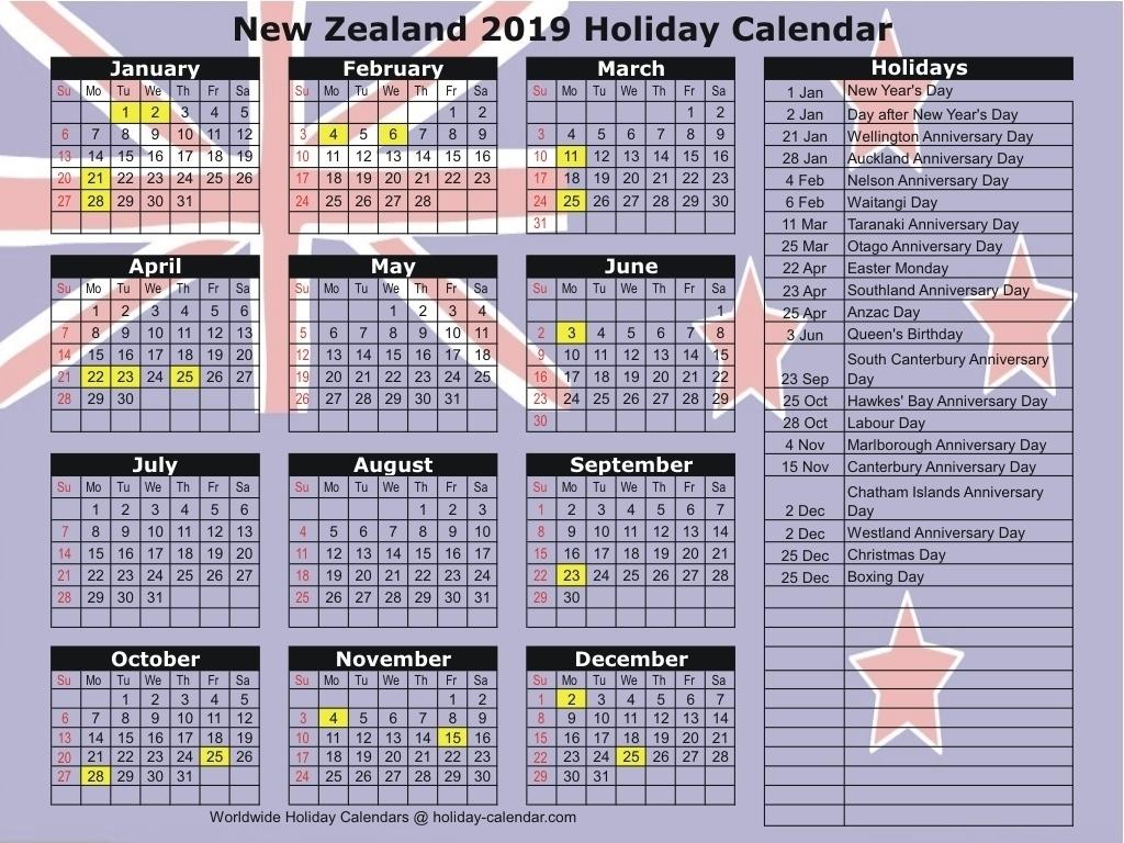 Extraordinary Calendar 2019 And 2020 Nz • Printable Blank Calendar intended for 2019-2020 Uga Calendar