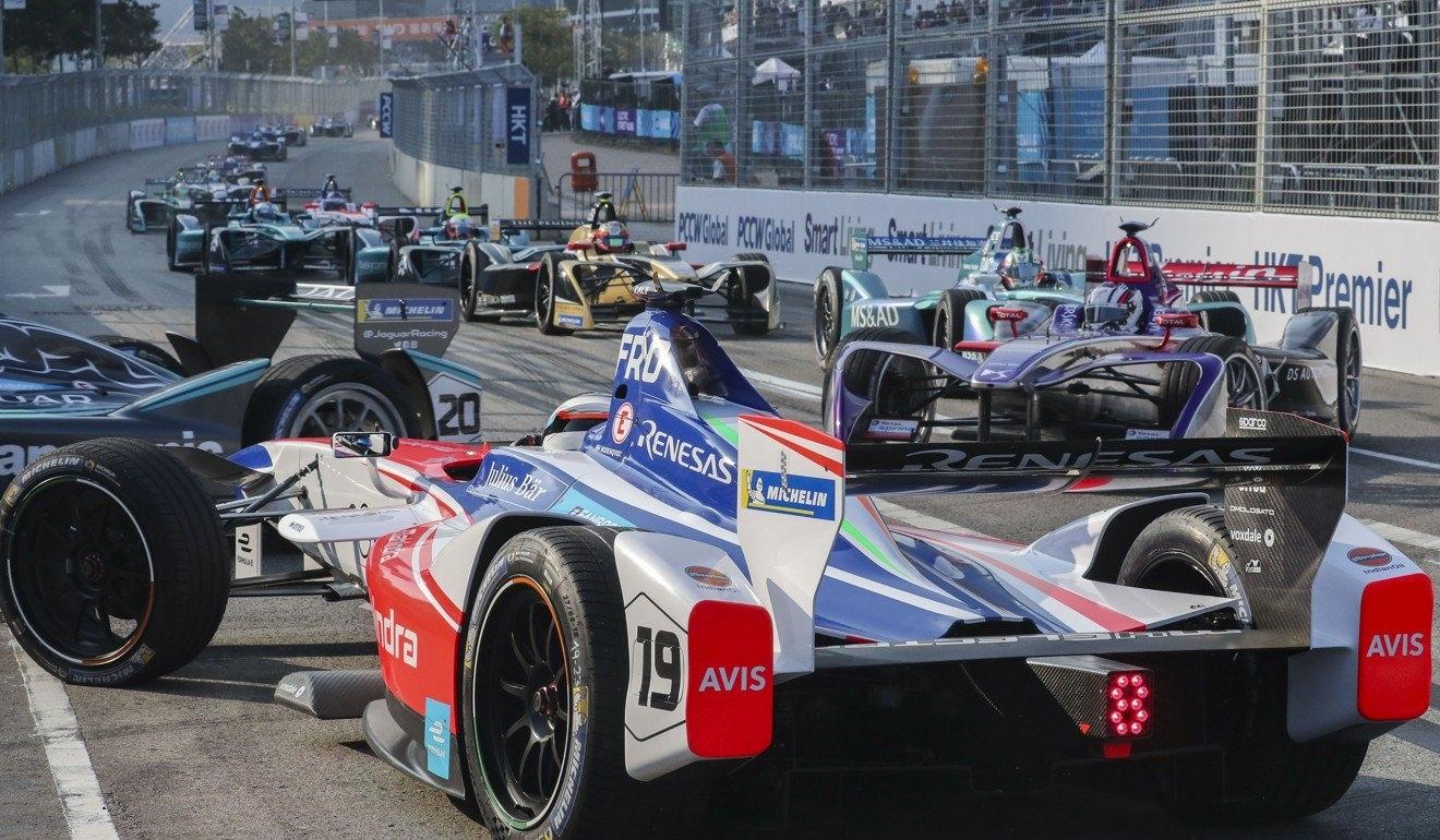 Formula E: Hong Kong Could Be Dropped From 2020 Calendar If in 2020 Formula E Calendar